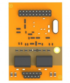 YEASTAR B2 Module Κάρτα 2 γραμμών ISDN BRI